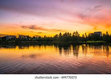 Vaasa Sunset