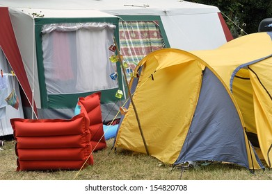 Vacancies with the camp-site