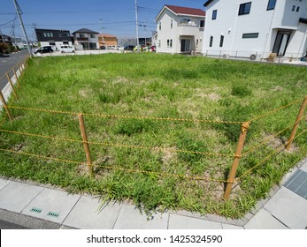 Vacant land of emerging residential area