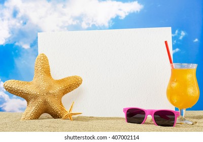 Vacation banner