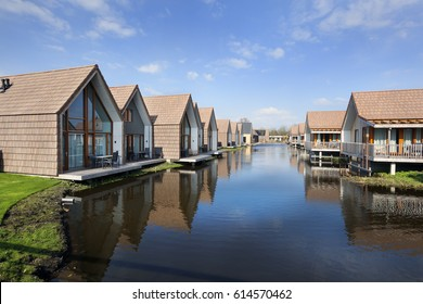 Vacation houses in Reeuwijk in the Netherlands
