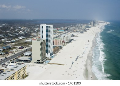 Vacation property on Gulf Shores Beach