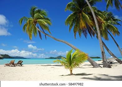vacation at south pacific