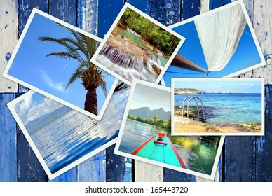 Vacations images from tropical destinations