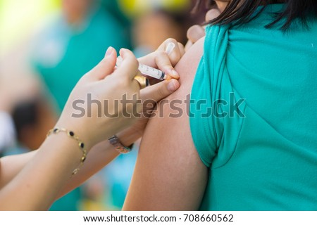 vaccination thailand baby