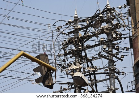 wires poles in india wire center u2022 rh 45 76 79 178 Home Electrical Wiring Diagrams India Wiring Mess
