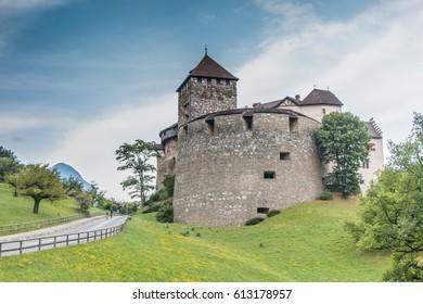 Vaduz Castle III