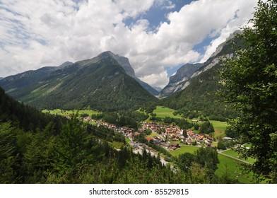Vaettis, St.Gallen, Switzerland