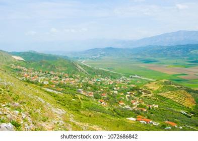 Vagalat Village, South of Albania