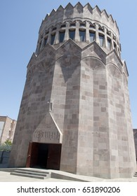 Vagharshapat at etchimiadzin, Armenia