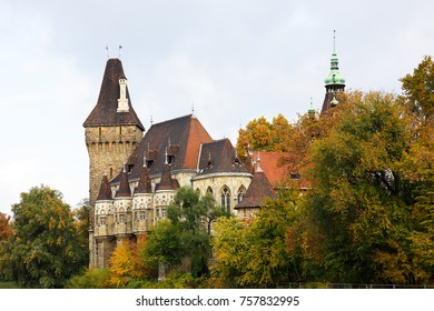 Vajdahunyad Castle (Hungarian: Vajdahunyad vara) is a castle in the City Park of Budapest, Hungary.
