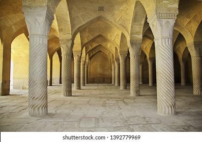 Vakil Mosque in Shiraz city, Iran