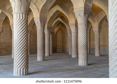 The Vakil Mosque is a mosque in Shiraz. This mosque was built between 1751 and 1773. Property release is not needed for this public place.