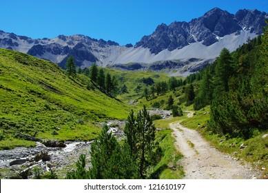 Val Tavr�¼, Switzerland