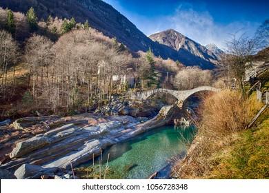 Val Verzasca (Switzerland)