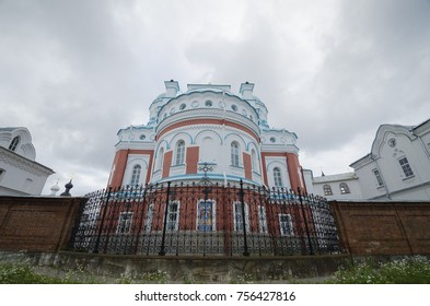 The Valaam Monastery. Russia, Karelia, Valaam Island