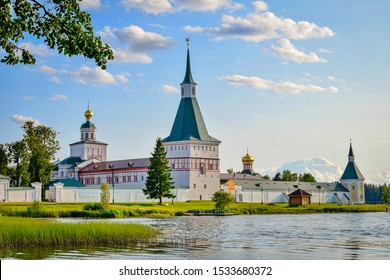 Valdai Monastery in Novgorod region, Russia