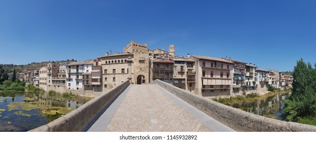 Valderrobles, one of the most beautiful villages in Spain