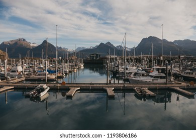 Valdez is not only the southern terminus of the trans-Alaska pipeline, it is also very popular tourist destination surrounded by the wild Prince William Sound and gorgeous coastal mountains.