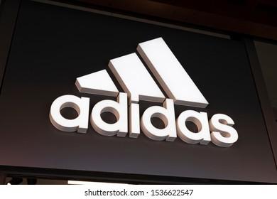 adidas sportswear logo