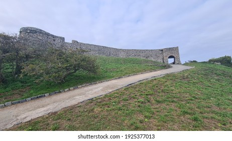 Vale Castle, Guernsey Channel Islands