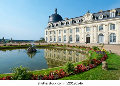 Valencay Castle, Loire Valley, France. Built between the 16th and 18th centuries, mixing classical style architecture and the Renaissance.