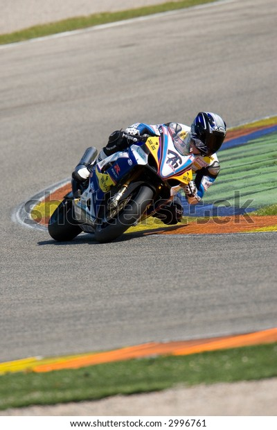 Valencia (Spain) Cheste Circuit - SuperBikes Winter Training 2007
