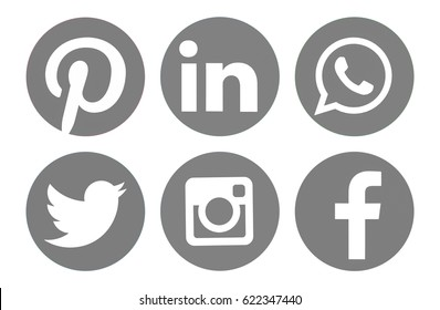 Linkedin Logo Images, Stock Photos & Vectors | Shutterstock