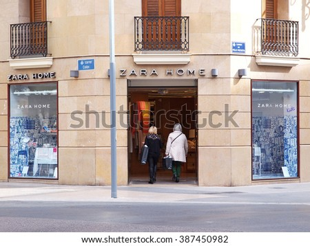 86270a6469a04 VALENCIA SPAIN MARCH 3 2016 Women Stock Photo (Edit Now) 387450982 ...