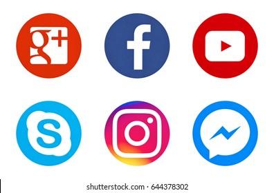 Image result for YouTube, Instagram, logos