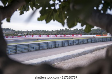 VALENCIA, SPAIN - NOVEMBER 11:  during Valencia MotoGP 2016 at Ricardo Tormo Circuit on November 11, 2016 in Valencia, Spain