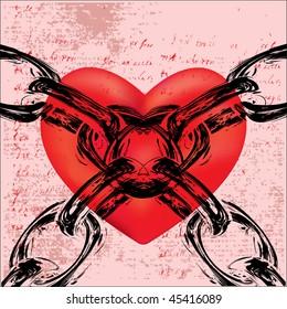Valentine Chains Bitmap