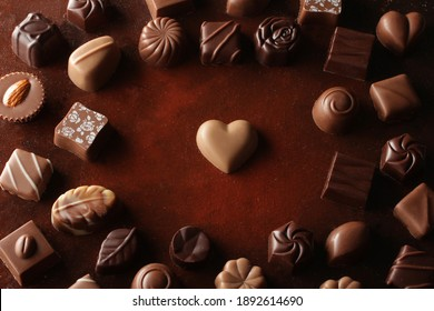 Valentine chocolate Chocolate, Valentine, Valentine's Day, Heart, Heart-shaped chocolate, Heart-shaped chocolate