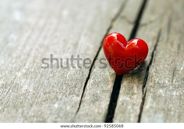 Valentinstag Hintergrund mit Herzen.