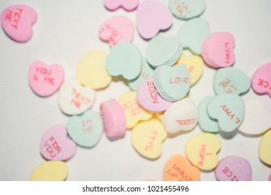 Valentine's Day Candy Heart