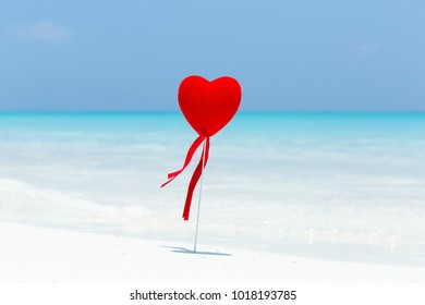 Valentines Day Concept Greeting Card Two Stock Photo Edit Now