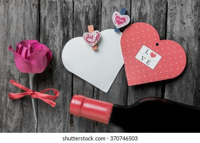 Wine Themed Wedding Stock Photos Vintage Images Shutterstock