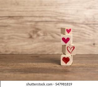 Valentine's Day, Love background, Heart background. Love, Hearts.