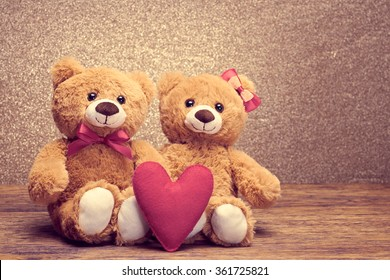 Teddy Bear Couple Images Stock Photos Vectors Shutterstock