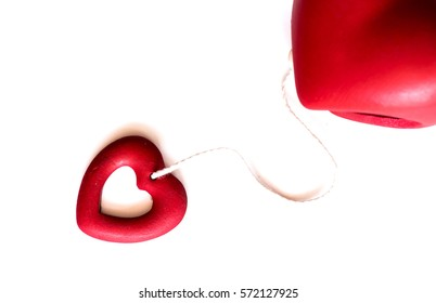 Valentines day, love and sweetest concept