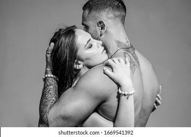 Valentinstag - Beziehungen und Menschen Konzept. Lover für einen Tag. Alle Liebhaber Tag. Valentinstag