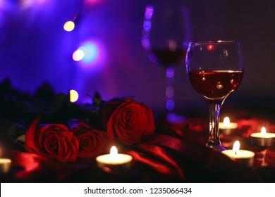 Valentines day, romantic photo