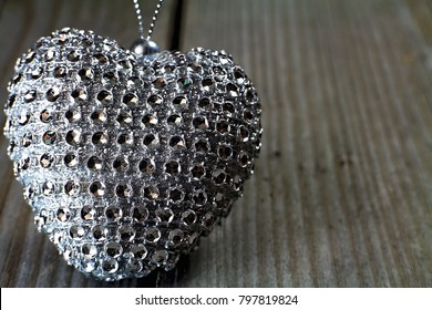 Valentine's heart - symbol of love, understanding and harmony.