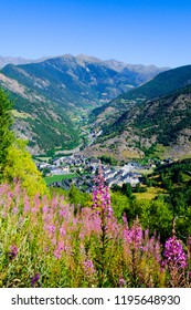Vall d´Ordino, Ordino-Arcalis, Principality of Andorra, Iberian Peninsula