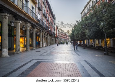 Valladolid, historical and cultural city, Spain.