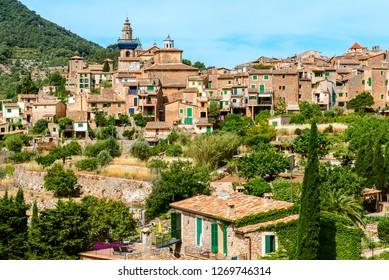 Valldemossa town, Majorca, Spain