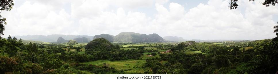 Valle of Viñales Cuba