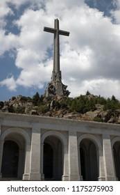 Valle de los Caídos (Valley of the Fallen), Cuelgamuros, Madrid, Spain