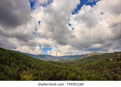 Valle de los Caídos - Valley of the fallen Panorama