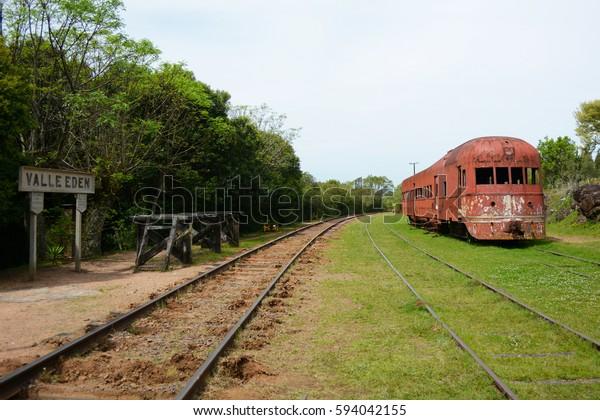 VALLE EDEN URUGUAY TRAIN